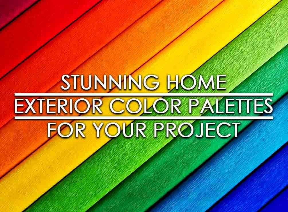 Home Exterior Color