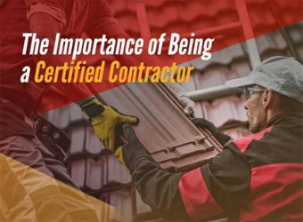 The Importance of Being a Certified Contractor