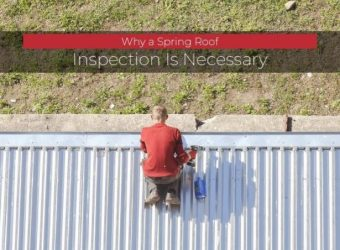 Why a Spring Roof Inspection Is Necessary