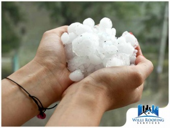 How Can the Right Roof System Help Reduce Hailstorm Damage?